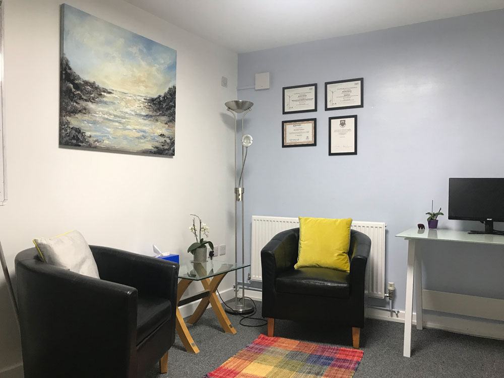 CBT-therapy-room_Feel-Well-Centre-Norfolk